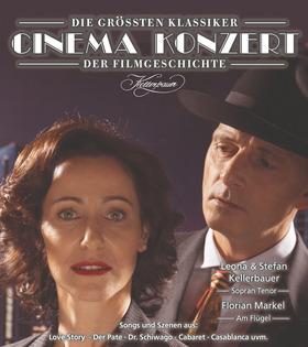 Bild: Cinema-Konzert - Mit berühmten Filmklassikern wie Casablanca, Der Pate, Doktor Schiwago, uvm.
