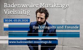 Bild: Badenweiler Musiktage 2020 - Solo