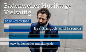 Bild: Badenweiler Musiktage 2020 - Duo