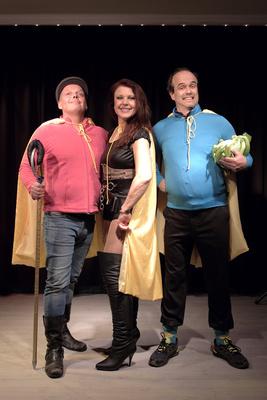 Bild: Subbr Schwoba - Schwäbische Mixed Comedy Show - mit Sabine Schief, Jörg Beirer und LinkMichel