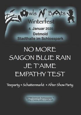 Owls´n´ Bats Festival - Winterfest - Die Eulen und Fledermäuse feiern wieder