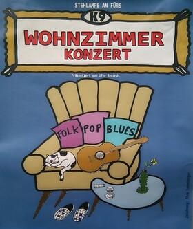 Bild: Wohnzimmerkonzerte - 21. November: Mit