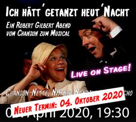 Bild: Ich hätt´ getanzt heut´ Nacht (verschoben auf den 04. Oktober 2020, 16:00 Uhr)