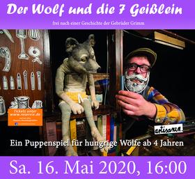 Bild: Der Wolf und die 7 Geißlein