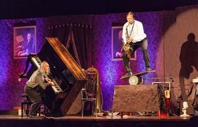 Bild: Gogol & Mäx - Humor in Concert
