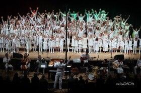 Bild: Ulm/Neu-Ulm singt - Eröffnungskonzert der 50. SÜDWEST PRESSE-Spendenaktion 100.000 und Ulmer helft