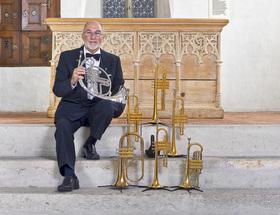 Bild: Festliche Konzerte an der Silbermann-Orgel - Im Glanz von Trompete und Orgel