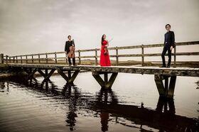 Bild: Amatis Piano Trio - Internationales Klassik Ensemble - Rotary-Weihnachtskonzert unterstützt durch das BMW Group Werk Dingolfing