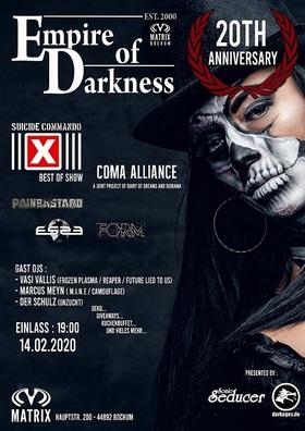 EOD - 20 Jahre Empire of Darkness - 20 Jahre Empire of Darkness