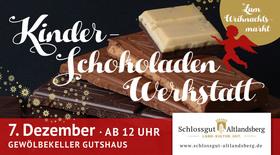 Bild: Schokoladenwerkstatt zum Weihnachtsmarkt