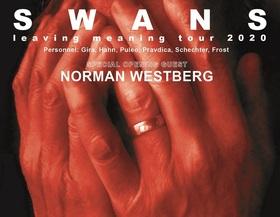 Bild: Swans - Support: Norman Westberg
