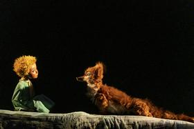 Bild: Der Kleine Prinz nach A. de Saint-Exupéry - Termin verlegt auf Herbst/Winter – weitere Infos unter www.velvets-theater.de
