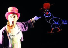Bild: Der Zauberlehrling - Termin verlegt auf Herbst - weitere Infos unter www.velvets-theater.de