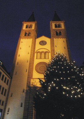 Bild: Johann Sebastian Bach: Weihnachtsoratorium, BWV 248 Kantaten I-III