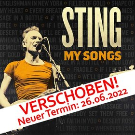 Bild: STING - My Songs