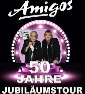 Die Amigos - 50 Jahre Jubiläumstour