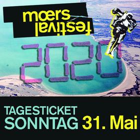 Bild: moers festival 2020 - Tagesticket Sonntag 31.05.2020