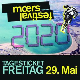 Bild: moers festival 2020 - Tagesticket Freitag, 29.05.2020