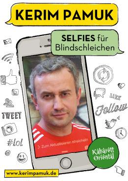 Kerim Pamuk - Selfies für Blindschleichen