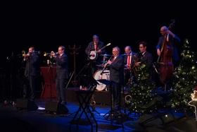 Bild: DUTCH SWING COLLEGE BAND - A Happy Dixie Christmas