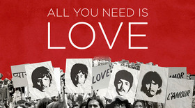 Bild: All You Need Is Love - The Best of Beatles ZUM MITSINGEN!