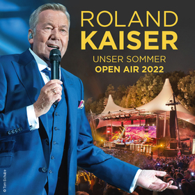 Bild: Roland Kaiser - OPEN AIR 2022 - Live mit Band