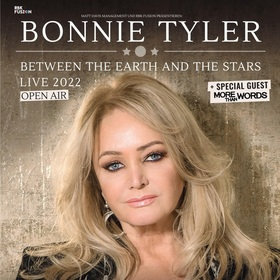 Bild: BONNIE TYLER - BETWEEN THE EARTH & THE STARS Live 2021