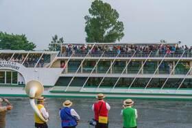 Bild: Riverboat Control Dixie Party