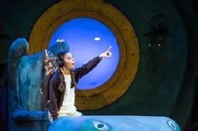 Bild: Die Schnecke und der Buckelwal - Gastspiel: Junges Theater Bonn