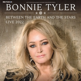 Bild: BONNIE TYLER - with very special Guest ALBERT HAMMOND - BETWEEN THE EARTH & THE STARS Live 2022