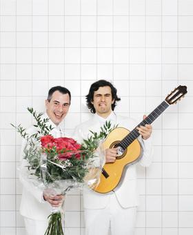 """Bild: Christoph & Lollo - mit """"Mitten ins Hirn"""""""