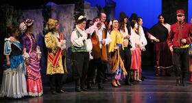 Bild: Der Zigeunerbaron - Operette von Johann Strauß