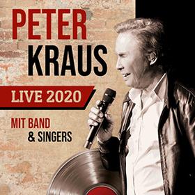 Bild: Peter Kraus - Live 2020 mit Band & Singers