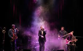 FRANKFURT CITY BLUES BAND - Konzert