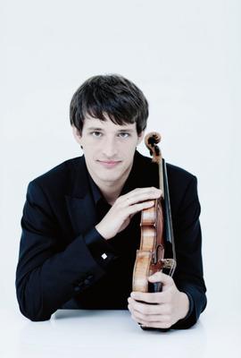 Bild: Pawel Zalejski, Violine, Susanne Hartwich-Düfel, Cembalo