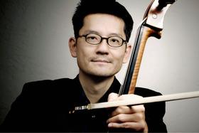 Bild: Wen Sinn Yang, Cello, Susanne Hartwich-Düfel, Cembalo