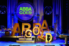 ABBA GOLD - The Concert Show - Knowing You - Knowing Me