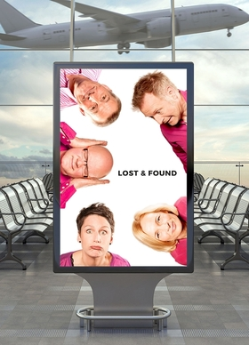 Bild: instant impro - lost and found