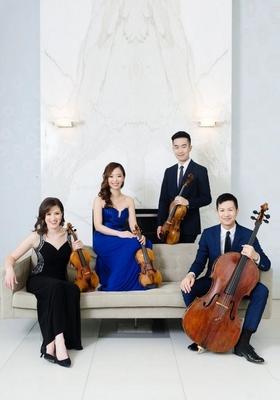 Rolston String Quartet meets Dasol Kim