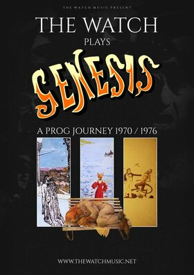 "Bild: The Watch plays Genesis - ""A Prog Journey 1970-1976"