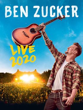 Bild: BEN ZUCKER - Live mit Band 2020 | 2021