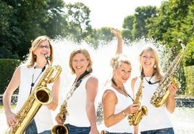Bild: sistergold - Frische Brise - Saxophonkonzert