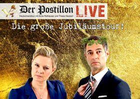 Der Postillon - LIVE - Die große Jubiläums-Tour!