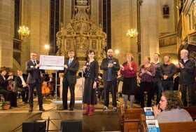 Bild: 19. Großes Benefizkonzert des MDR Sinfonieorchesters zugunsten der Lebenshilfe Leipzig e.V. - Lebenshilfe durch Musik
