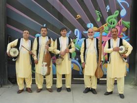 Klangkosmos Weltmusik - Safar (Afghanistan) - Sufi Musik und klassische Stücke aus der Blütezeit afghanischer Musikkultur