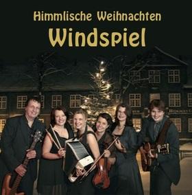 Bild: Himmlische Weihnachten mit Windspiel