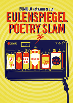 Eulenspiegel Poetry Slam Vol. 6
