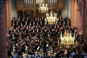 Bild: Würzburger Chorsinfonik - Philipp Wolfrum: Ein Weihnachtsmysterium