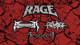 Bild: Break Your Neck # 13 - mit Rage, Endseeker, Revolt und Seducer
