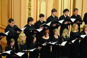 Bild: Junge Philharmonie Lemberg – Staatschor Lemberg – Solisten des Opernhauses Lemberg